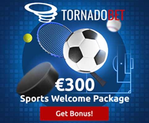 TornadoBet Bonus